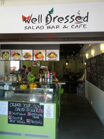 Well Dressed Salad Bar & Cafe
