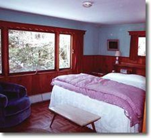 The Blake House Bed & Breakfast: Master Bedroom