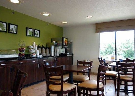 Sleep Inn Douglasville: Restaurant