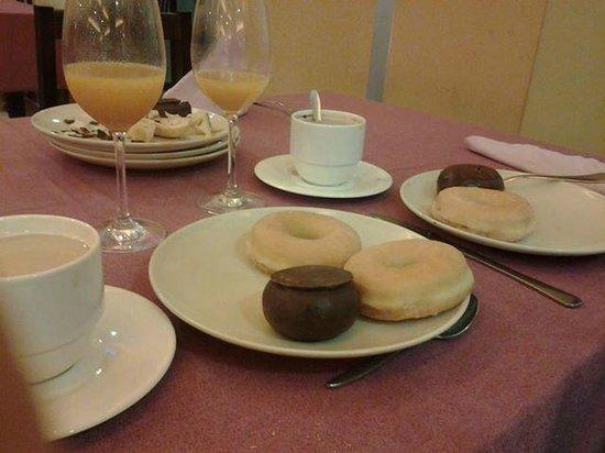 Hotel Spa Norat Torre do Deza: lo mejor, los desayunos