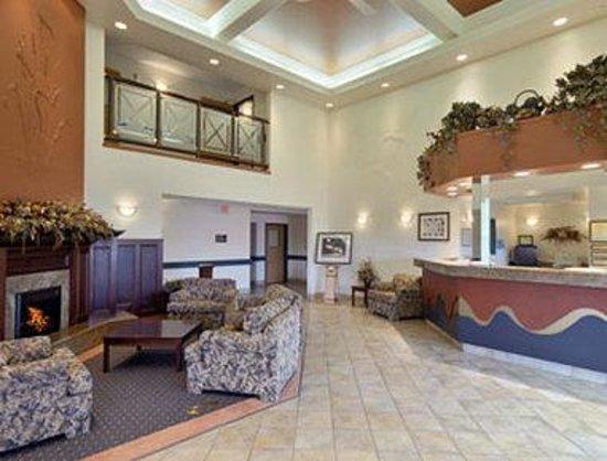 Canalta St Paul: Lobby
