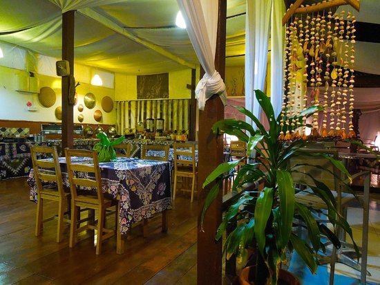 Wisana Village, Redang Island : Daily meals served in buffet style