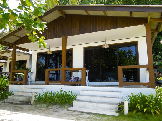 Wisana Village, Redang Island : Our Duplex Room