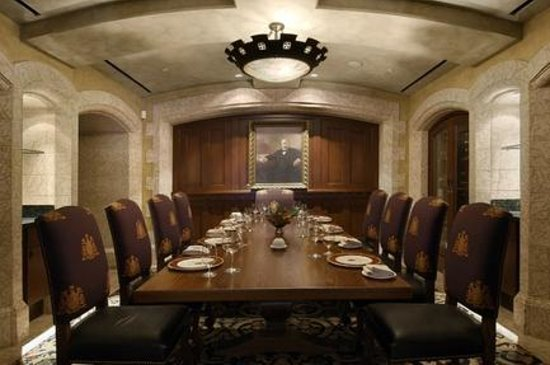 Banffshire Club, Private Dining Room - Picture of The ...