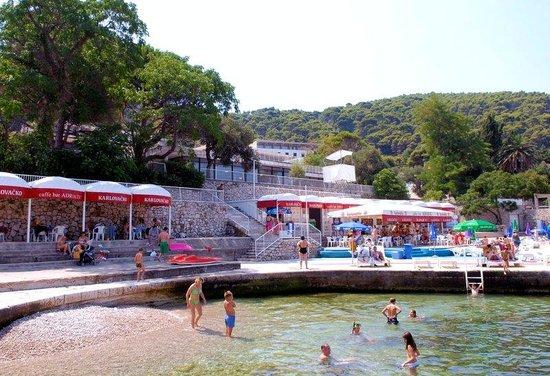 Hotel Adriatic: Adriatic The Beach