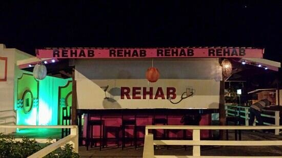 Rehab Bar Rodney Bay St Lucia: come enjoy with us