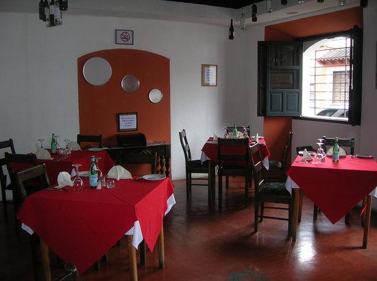 La Toscana: interior