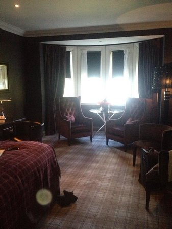 Cameron House on Loch Lomond: Our room