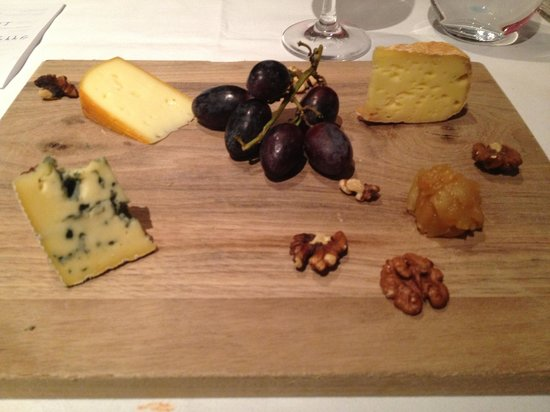 One Pico: Cheese Platter, Dessert, with Uplift Charge