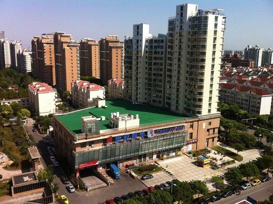 Dorsett Shanghai: View1