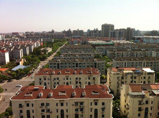 Dorsett Shanghai: View2