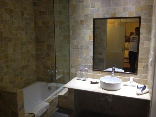 Tambo del Arriero Hotel Boutique: charmoso banheiro