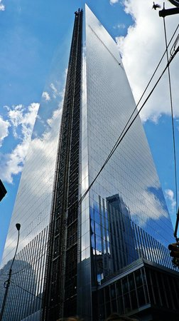 Jerry's Grand Tour of New York City: New world trade centre