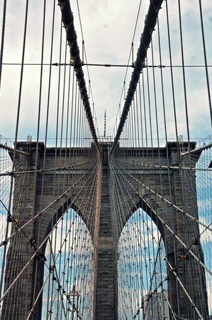 Jerry's Grand Tour of New York City: Brooklyn Bridge