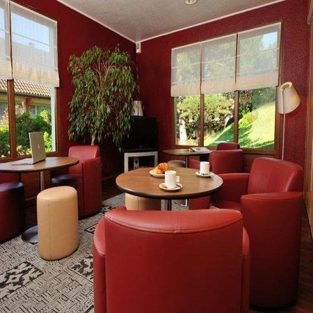 Campanile Limoges Nord: Lounge
