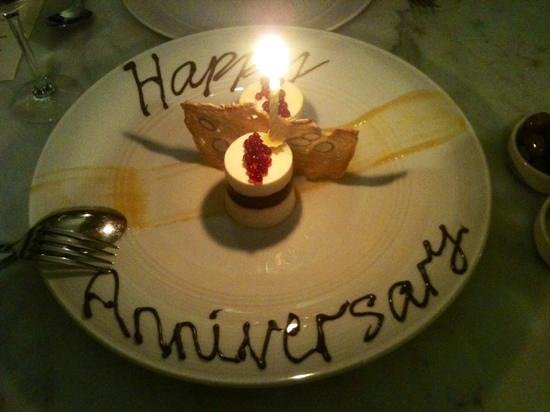 Nineteen23: thanks for making our 1st anniversary extra special