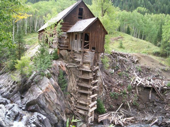 Crystal River Jeep Tours: Crystal Mill