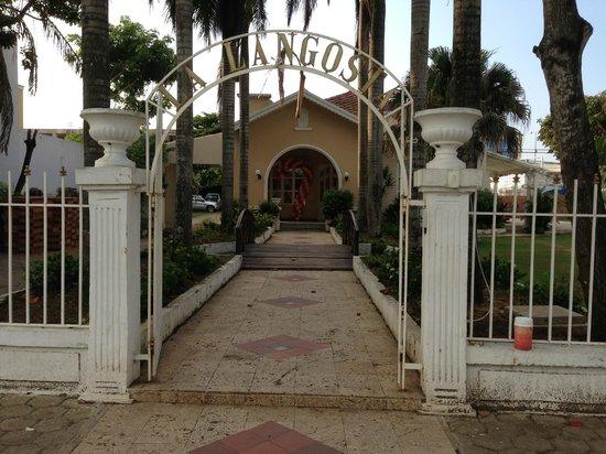 La Langosta Cartagena: entrada