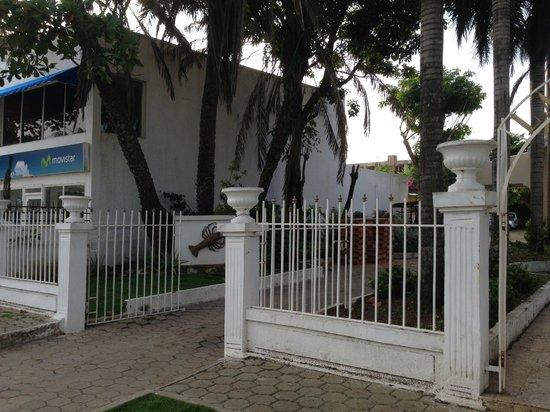 La Langosta Cartagena: fachada