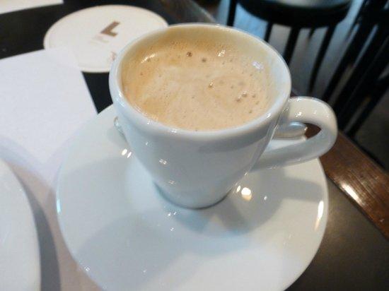 Cafe Luitpold: Good Coffee