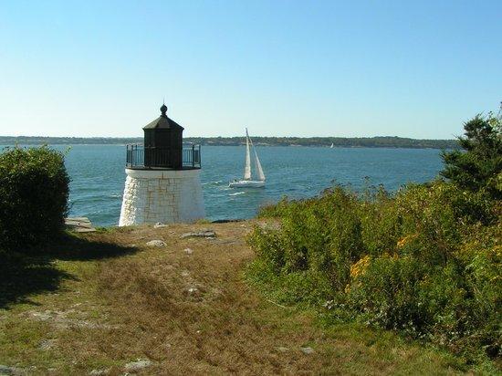 Castle Hill Lighthouse : Nice picnic location