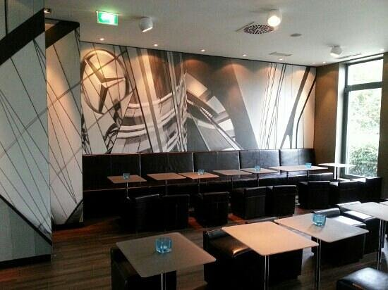 Motel One Stuttgart: Coffee Bar