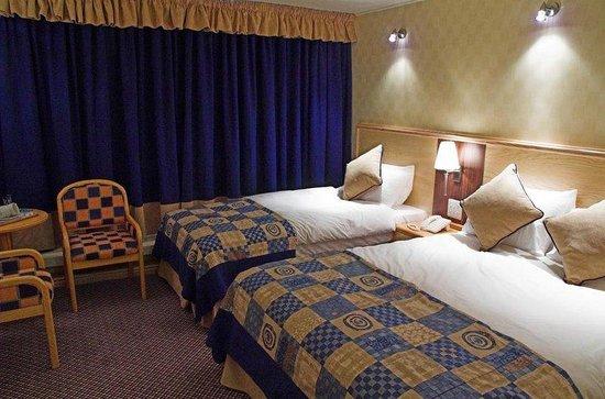 Cabarfeidh Hotel: Cabarfeidh Family Rooom
