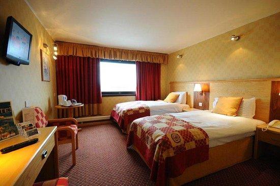 Cabarfeidh Hotel: Cabarfeidh Twin Room