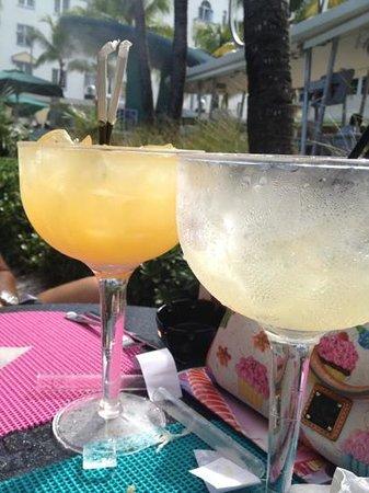 Clevelander South Beach Hotel : Best Margarita's :)