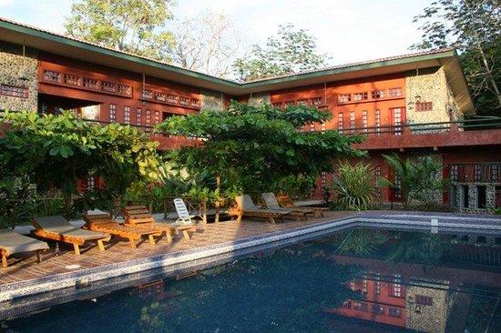 Hotel Playa Bejuco: Frente Dia