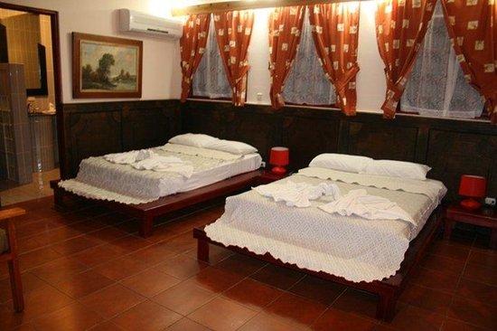 Hotel Playa Bejuco: Deluxe room