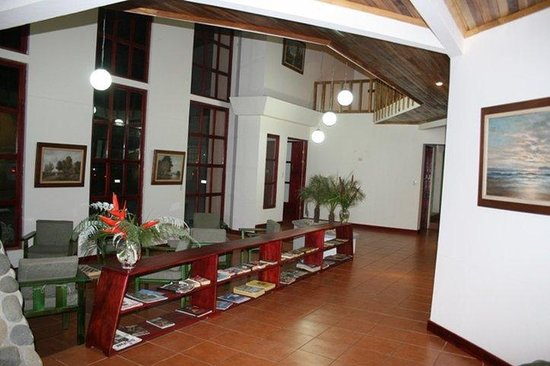 Hotel Playa Bejuco: lobby