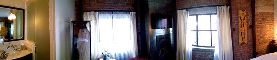Granada Hotel and Bistro: Panorama
