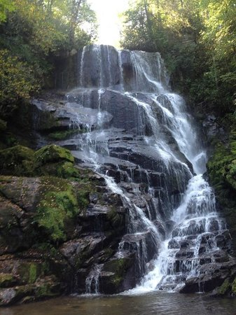 Miller's Land of Waterfall Tours: falls