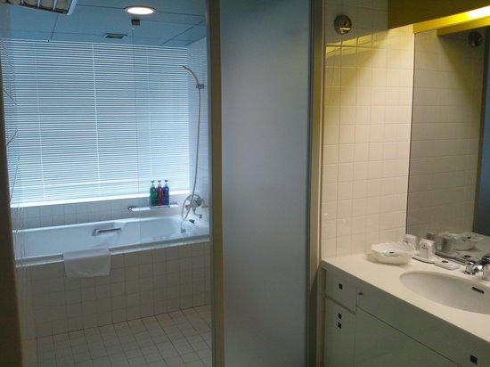 Northern Arc Resort : 広々したバスルーム