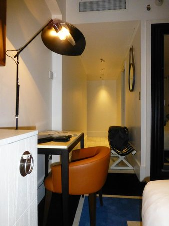 Hotel Pulitzer Buenos Aires: Cuarto 2