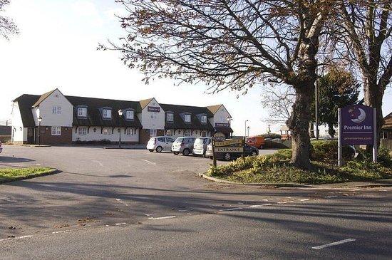 Premier Inn Gravesend (A2/Singlewell) Hotel: Singlewell Exterior