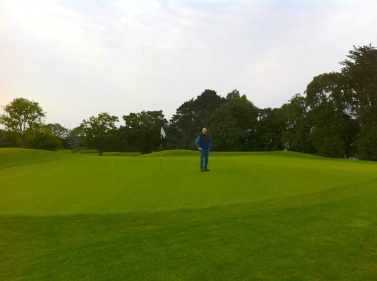 Roganstown Hotel and Country Club: Golf course