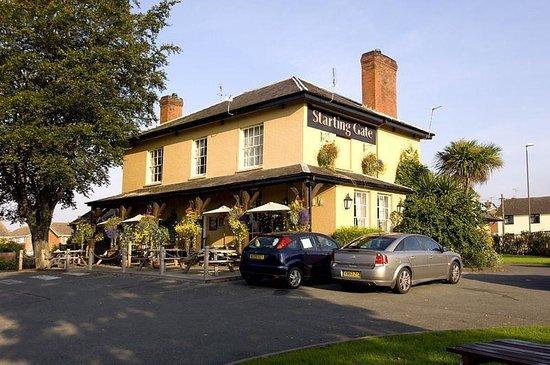 Premier Inn Hereford Restaurant