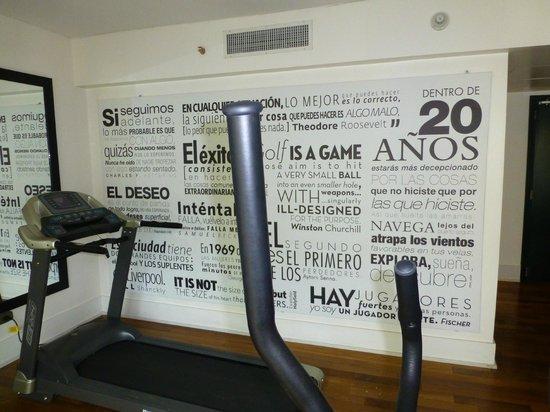 Hotel Pulitzer Buenos Aires: Gym 2