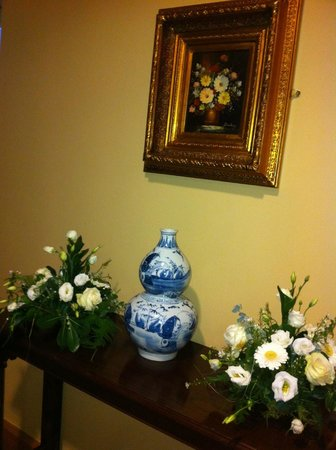 Roganstown Hotel and Country Club: Nice touches everywhere