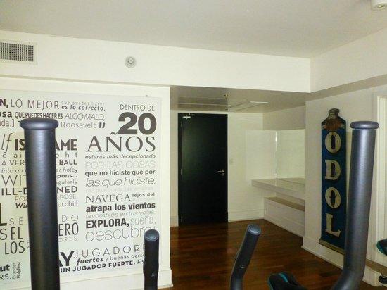 Hotel Pulitzer Buenos Aires: Gym 3
