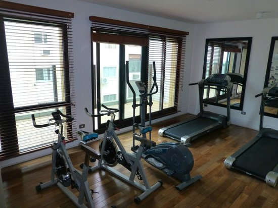 Hotel Pulitzer Buenos Aires: Gym