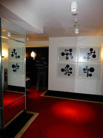 Hotel Pulitzer Buenos Aires: Palier