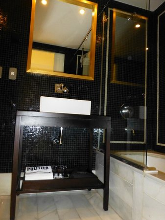 Hotel Pulitzer Buenos Aires: Baño 3
