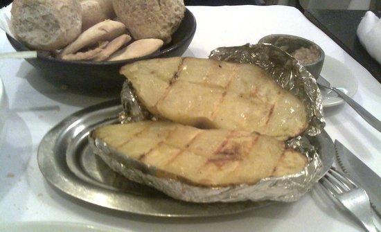 Lo de Jesus: Baked Potato