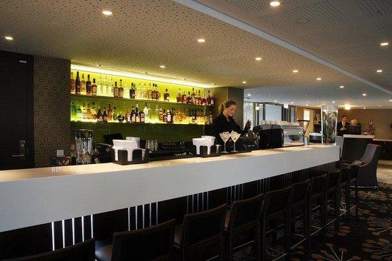 Scandic Bakklandet: Bar