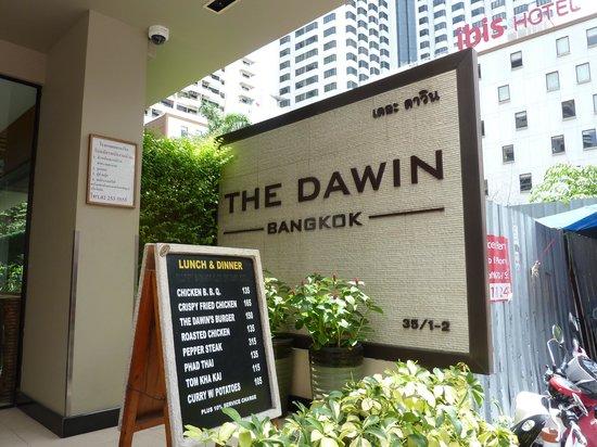 The Dawin Bangkok Hotel : The Dawin