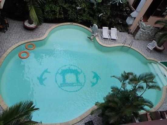 Van Loi Hotel: pool