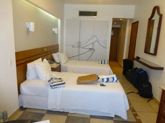 Praia Ipanema Hotel: Cuarto